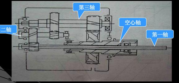 卷扬减速器的工作原理及结构图